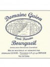 "Domaine Guion Bourgeuil ""Cuvee Domaine"""
