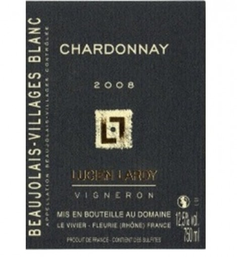 Lucien Lardy Beaujolais Villages Chardonnay